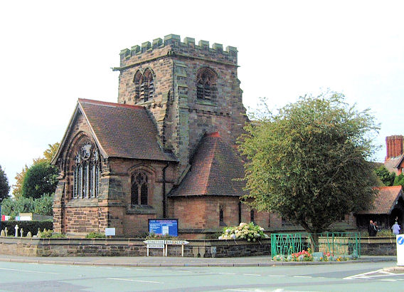 St Cross Church