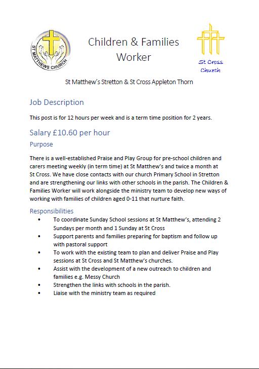 Job Description Image